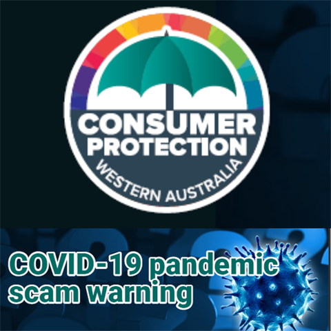 COVID-19 Scam Warning