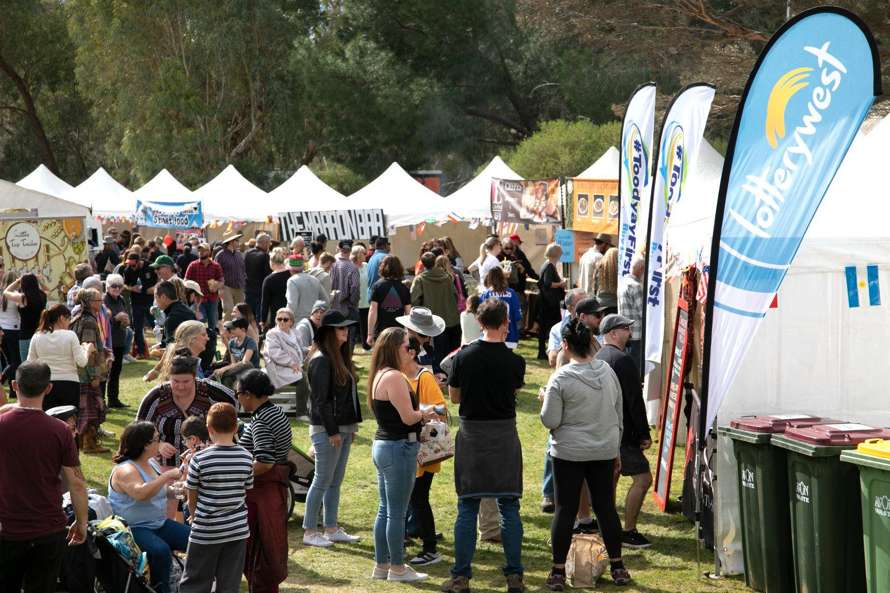 Toodyay International Food Festival Local Stallholder Applications