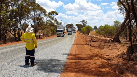 Shire's Road Reseal Program